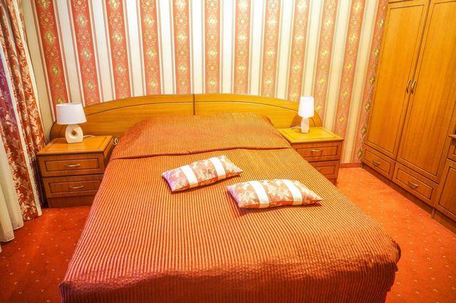 Breza Hotel - SGL room